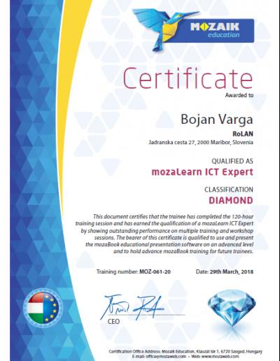 mozaBook_Certificate_Bojan_Varga