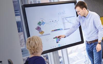 Usmerite sestanke v sodelovanje in odzivnost