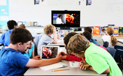 Uporaba videa pri pouku