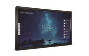 Interaktivni zaslon Clevertouch Pro 55'' | High Precision