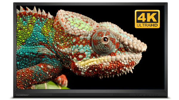 """Clevertouch V-Series 86"""" 4K Ultra HD interaktivni zaslon"""