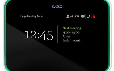 Evoko Room Manager