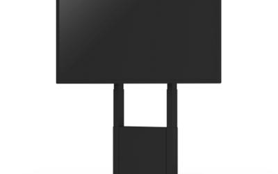 Mobilno stojalo za zaslone SMS Func Mobile Motorized - črno
