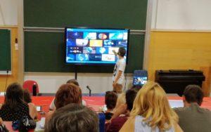"Clevertouch 5-urno izobraževanje ""Lynx Launcher PAKET"""
