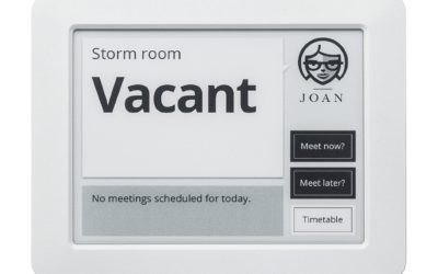 Joan Meeting Room Manager