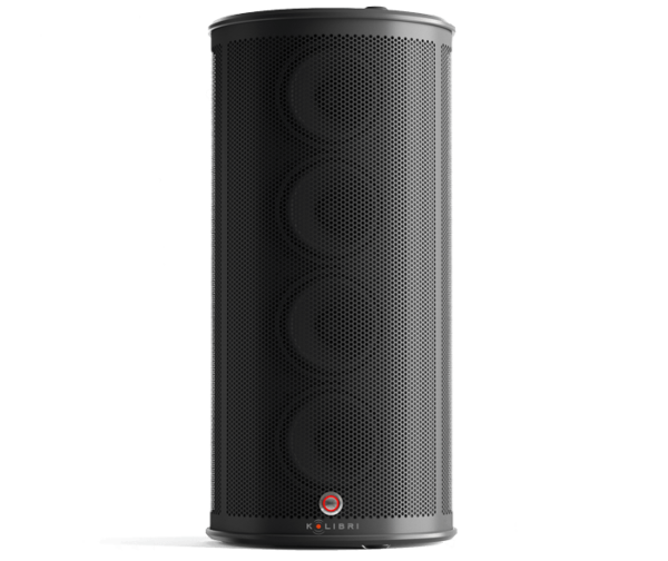 Profesionalno brezžično ozvočenje KOLIBRI 360 - premium paket