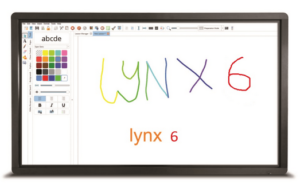 Lynx 6 by Clevertouch - licenca ob nakupu Clevertouch zaslona