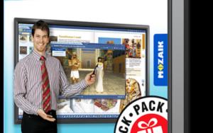 mozaBook Classroom - licenca za 10 učiteljev - 1 leto