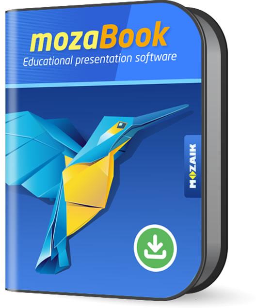 mozaBook Classroom - licenca za 1 učitelja - 1 leto