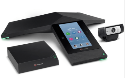 Polycom Trio 8500 Video Collaboration Kit - avdio-video konferenčni sistem