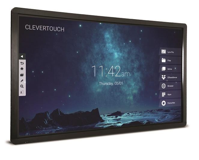 Interaktivni zaslon Clevertouch Pro 65'' | High Precision