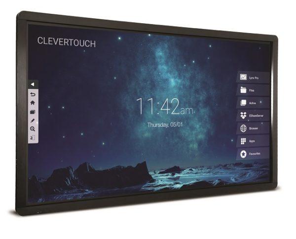 Interaktivni zaslon Clevertouch Pro 86'' | High Precision