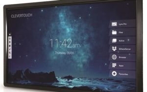 Interaktivni zaslon Clevertouch Pro 75'' | High Precision