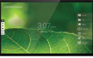 Interaktivni zaslon Clevertouch Pro 65'' | Capacitive touch