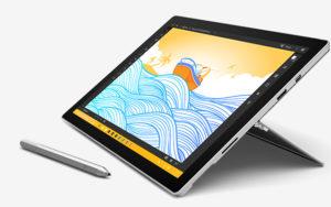 Microsoft Surface Pro 4 m3 4GB 128GB