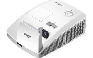 Projektor Vivitek D755WT ultra širokokotni + stenski nosilec